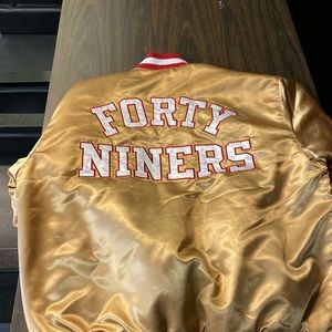 49ers jacket